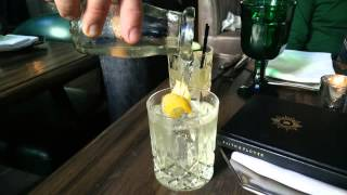 Faith & Flower || English Milk Punch Cocktail