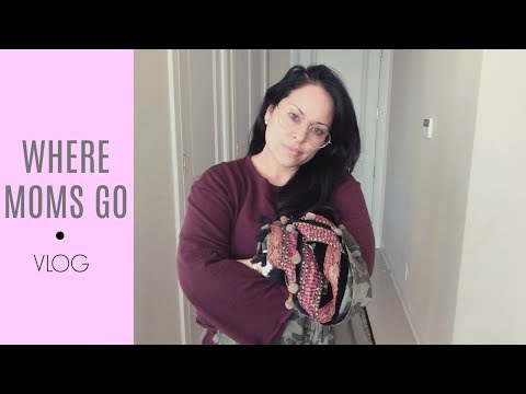 Where Do Moms Go | Vlog