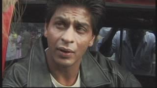 shahrukh khan in 1998 excerpt from mumbai masala bollywood film industry