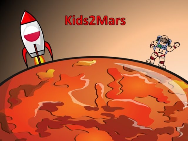 ENG Kids2Mars | Poland - Are there seasons on Mars?