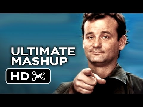 The Best of Bill Murray - Ultimate Movie Mashup (2014) HD