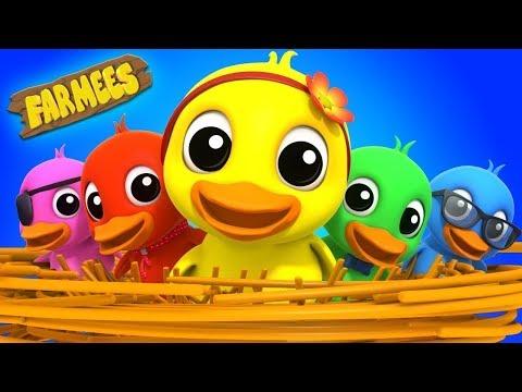 Kids Nursery Rhymes & Songs for Babies  Baby Song  Cartoon s