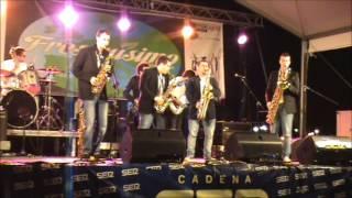Saxophobia Funk Project - Festival Expresarte 25/11/12
