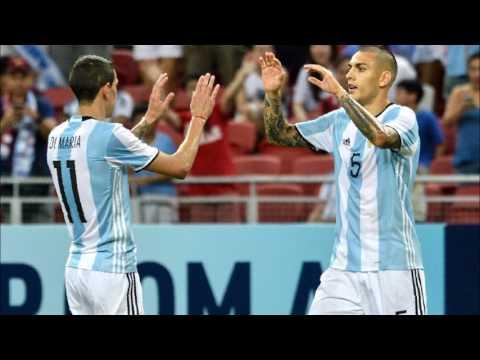 ARGENTINA - SINGAPUR EN RADIO 8 !!