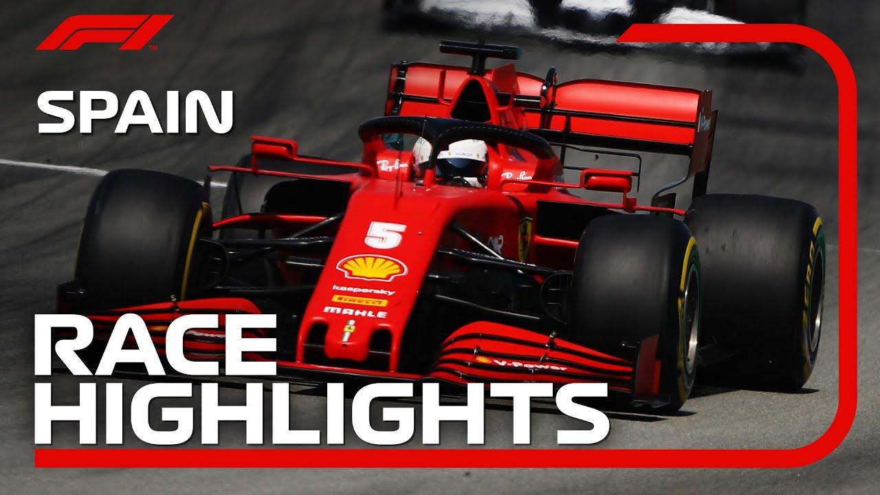 2020 Spanish Grand Prix: Race Highlights