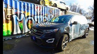 2016 Ford Edge Sport до 10000$. Авто из США. Автомобили из Америки в Украину