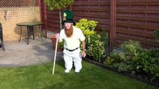 must see real leprechaun found in garden this is guaranteed to make you smile