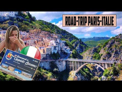 Download ROAD TRIP PARIS-ITALIE - PSR TV -