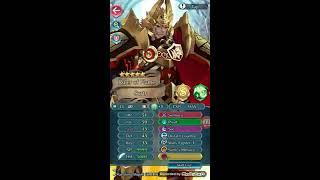 Roy: Blazing Lion Infernal Map Clear (Roy's LHB)