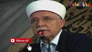 Kurban Bayramı Sohbeti Ve Arafatta Yapılan Vakfe Duasının Önemi Seyfettin ALKAN