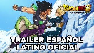 Dragon Ball Super Broly Tráiler Español Latino (audio/cine)