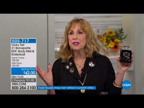 HSN | Focus On Beauty 03.08.2018 - 03 AM