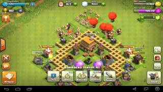 Clash Of Clans | Asmr | whisper mouse clicking | ep 5