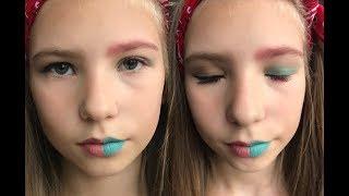 видео Яркий и необычный макияж | Макияж для зеленых глаз: не кикимора болотная, но фея (125 фото)
