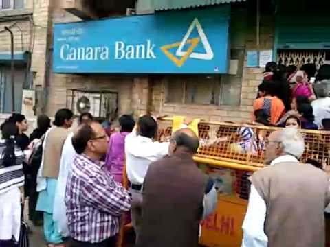 Canra bank Rohini Sec ,16