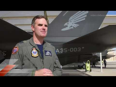 Three more F-35As delivered to the RAAF