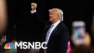 Russia Working To Support Donald Trump: Mother Jones Report | MSNBC