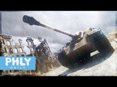 ULTIMATE KEMP | Jagdpanther Tank Destroyer (War Thunder Tanks Gameplay)