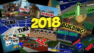 BEST ROBLOX MOMENTS DE 2018! [Roblox Funny Moments]