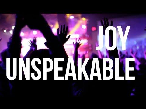 Joy Unspeakable - Brian and Kristen Ming