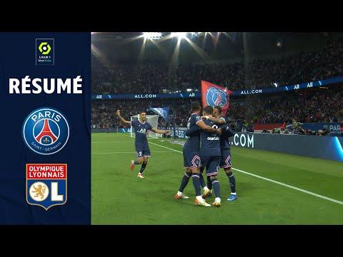 PSG Lyon Goals And Highlights