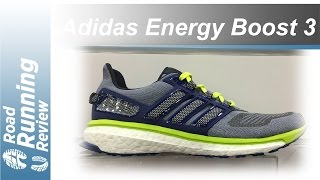 Adidas Energy Boost 3 Review