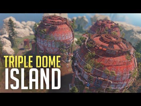 TRIPLE DOME WARFARE - Rust Duo