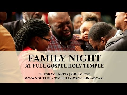 FGHT Dallas: Family Night (November 15)