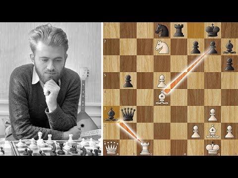 """Bent on Destruction"" - Larsen goes for the Hungarian Attack"