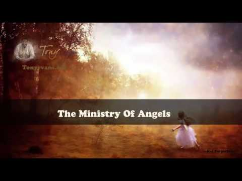 Dr  Tony Evans   The Ministry Of Angels