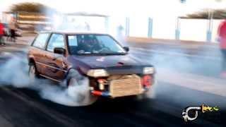 30 years Drag Racing Aruba event - TCOB event Compilation