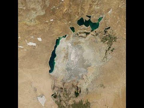 Aral Sea 2017
