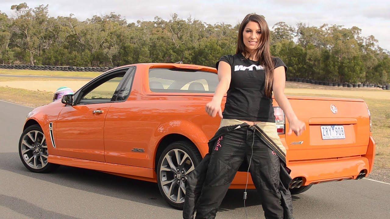 Holden vf ssv youtube vanachro Images