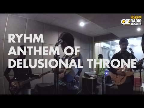 Ryhm - Anthem of Delusional Throne live on Substereo