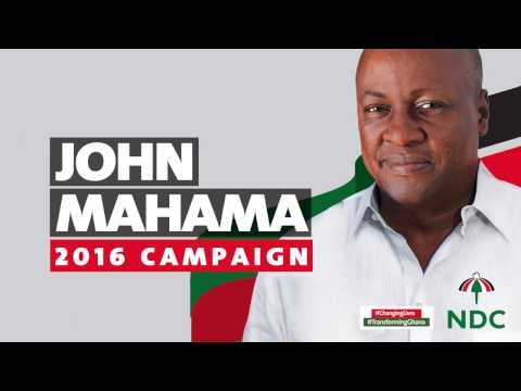 John Mahama 2016 Campaign - Eastern Region Joy&Enthusiasm&JobsCreation
