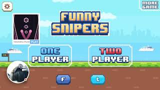Funny Snipers - 2 Player Games - 2019-08-18