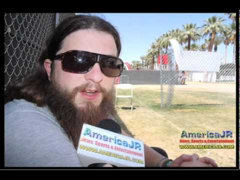 Exclusive interview with country/bluegrass group Greensky Bluegrass at Stagecoach 2012