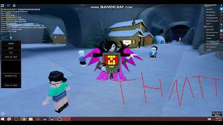 [ROBLOX UNDERTALE RP] How To Get Spider MTT!
