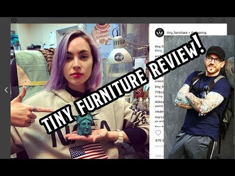 Tiny Furniture Review 3 D Set Dressing For Dungeons And Dragons