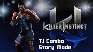 Killer Instinct:TJ Combo Story Mode