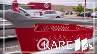 Long lines at Target amid register outages