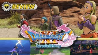 Dragon Quest XI: REVIEW (Dragon Leisurely Stroll) (Video Game Video Review)