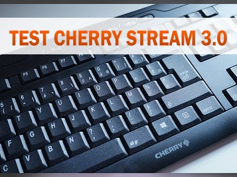 Test du Cherry Stream 3.0 (clavier) - YouTube bdc02cdb0d425