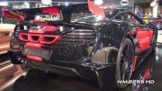 Hamann MemoR - McLaren MP4-12C 2012 Videos
