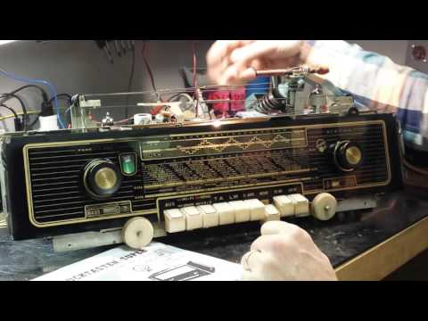 TUTORIAL REPARACION RADIO BLAUPUNKT MD PALMA CON FM