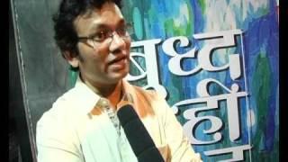 """Shankar Mahadevan Live on """"Buddha Hi Buddha Hai"""""""