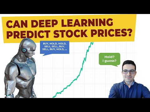 Can Deep Learning Predict The Stock Market?