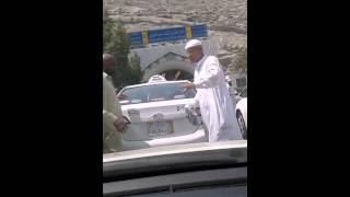 Makkah - Route from Azizia to Al Haram