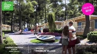 Camping Lanterna: leading family campsite in Poreč, Istria