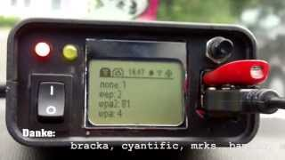 Wardriving - WIFI/WLAN - Raspberry Pi - Scanbox - with PwnPi, Kismet and GPS